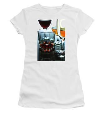 Wine Women's T-Shirts
