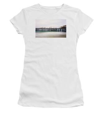 All Quiet On Redondo Pier Women's T-Shirt