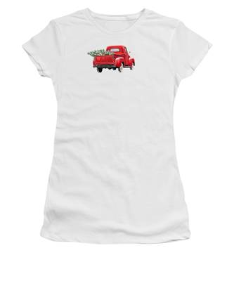 Mountain Women's T-Shirts