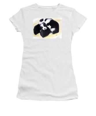 Australian Cattle Dog Puppies Women's T-Shirt