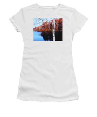 Autumn Lake Women's T-Shirt