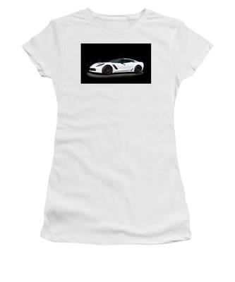 Chevrolet Corvette Z06 - 2017  Women's T-Shirt