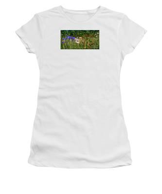 Country Wildflowers Iv Women's T-Shirt
