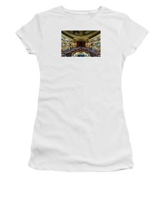 El Ateneo Grand Splendid Women's T-Shirt