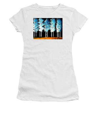 Forest Of Nightmares  Women's T-Shirt