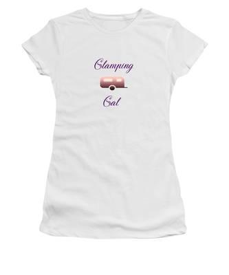 Glamping Gals Women's T-Shirt
