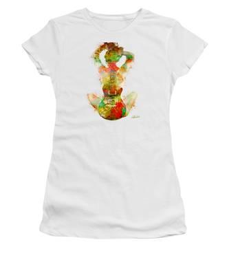 Guitar Women's T-Shirts