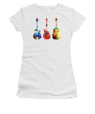 Guitar Women's T-Shirts