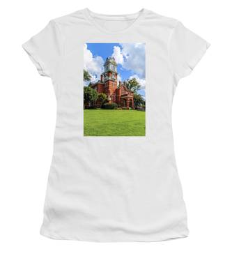 Gwinnett County Historic Courthouse Women's T-Shirt