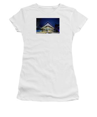 Inverted Pyramid Women's T-Shirt