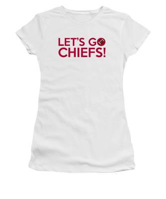 Let's Go Chiefs Women's T-Shirt