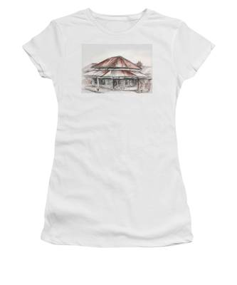Marsh's Corner Store Women's T-Shirt