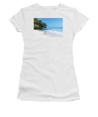 Negril Beach Morning Women's T-Shirt