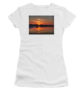 Nuclear Morning Women's T-Shirt