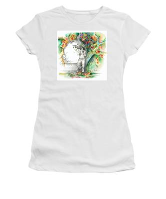 Open Your Eyes -the World Is Changing Women's T-Shirt
