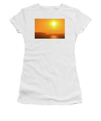 Oregon Sunrise Women's T-Shirt