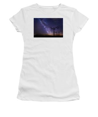 Our Milky Way  Women's T-Shirt