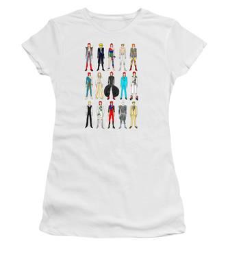 Liquid Women's T-Shirts