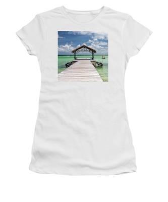 Waves Women's T-Shirts