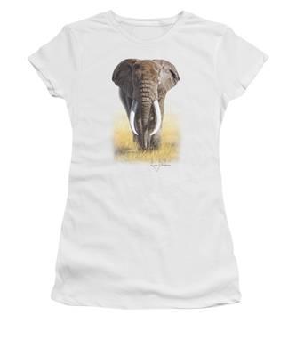 Power Of Nature Women's T-Shirt