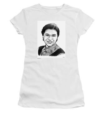 Rosa Parks Women's T-Shirt