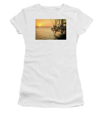 San Diego Sunset Women's T-Shirt