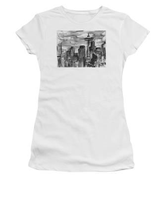 Pacific Northwest Women's T-Shirts