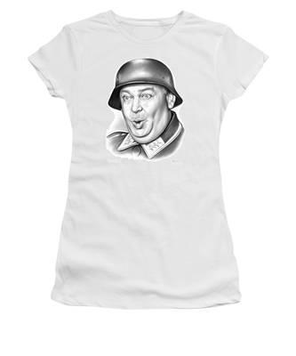 Sgt Schultz Women's T-Shirt