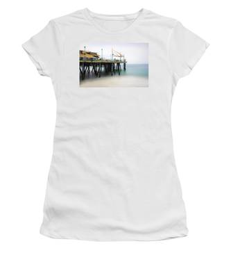 Softly On The Pier Women's T-Shirt