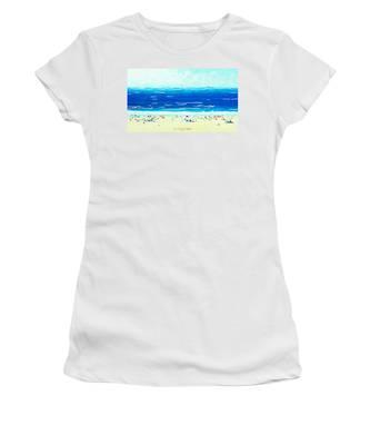 Sunday At Bondi Women's T-Shirt