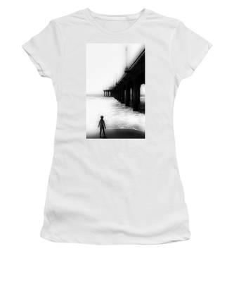 Testing The Waters Women's T-Shirt