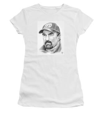 Tom Selleck Women's T-Shirt