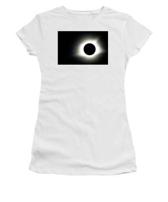 Totality And Mercury Women's T-Shirt