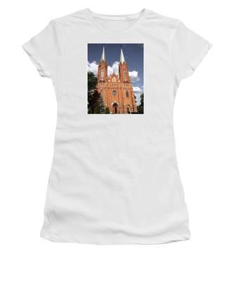 Buildings Women's T-Shirts