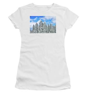 Winterscape Women's T-Shirt