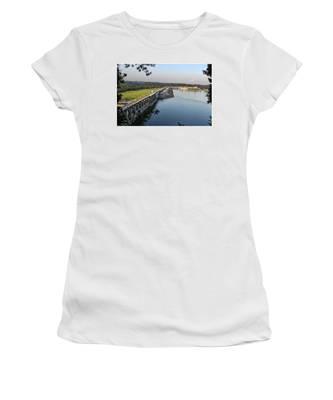Wolf Creek Dam Women's T-Shirt