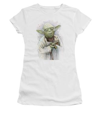 Star Wars Women's T-Shirts