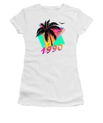 The Beach Boys Women's T-Shirts