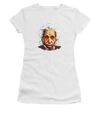 Albert Tribute Women's T-Shirt
