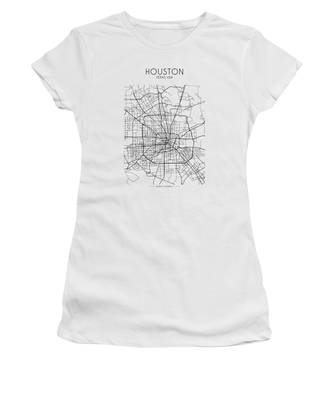 Designs Similar to Houston Street Map