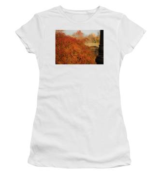 Autumn Maple Women's T-Shirt