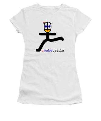 Babe Runner Women's T-Shirt