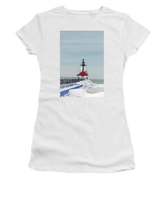 Catwalk And Lighthouses Women's T-Shirt