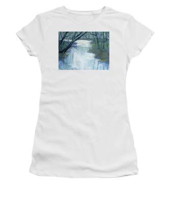 Dazzle On The Derwent Women's T-Shirt