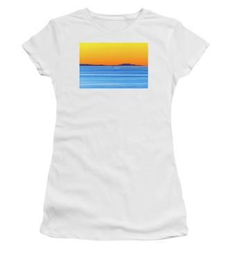 Golden Sunset Series I I Women's T-Shirt