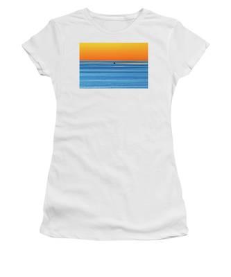 Golden Sunset Series I I I Women's T-Shirt