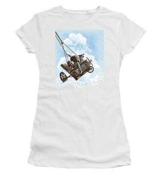 I Want To Fly Women's T-Shirt