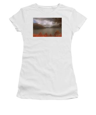 Kinzua Lake Women's T-Shirt