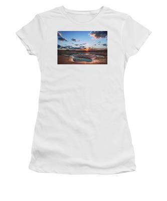 Llangennith Beach Women's T-Shirt