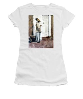 Needle Point Women's T-Shirt